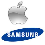 """专利维权案例:""""苹果VS三星,除非你把Home键改成三角形。"""""""